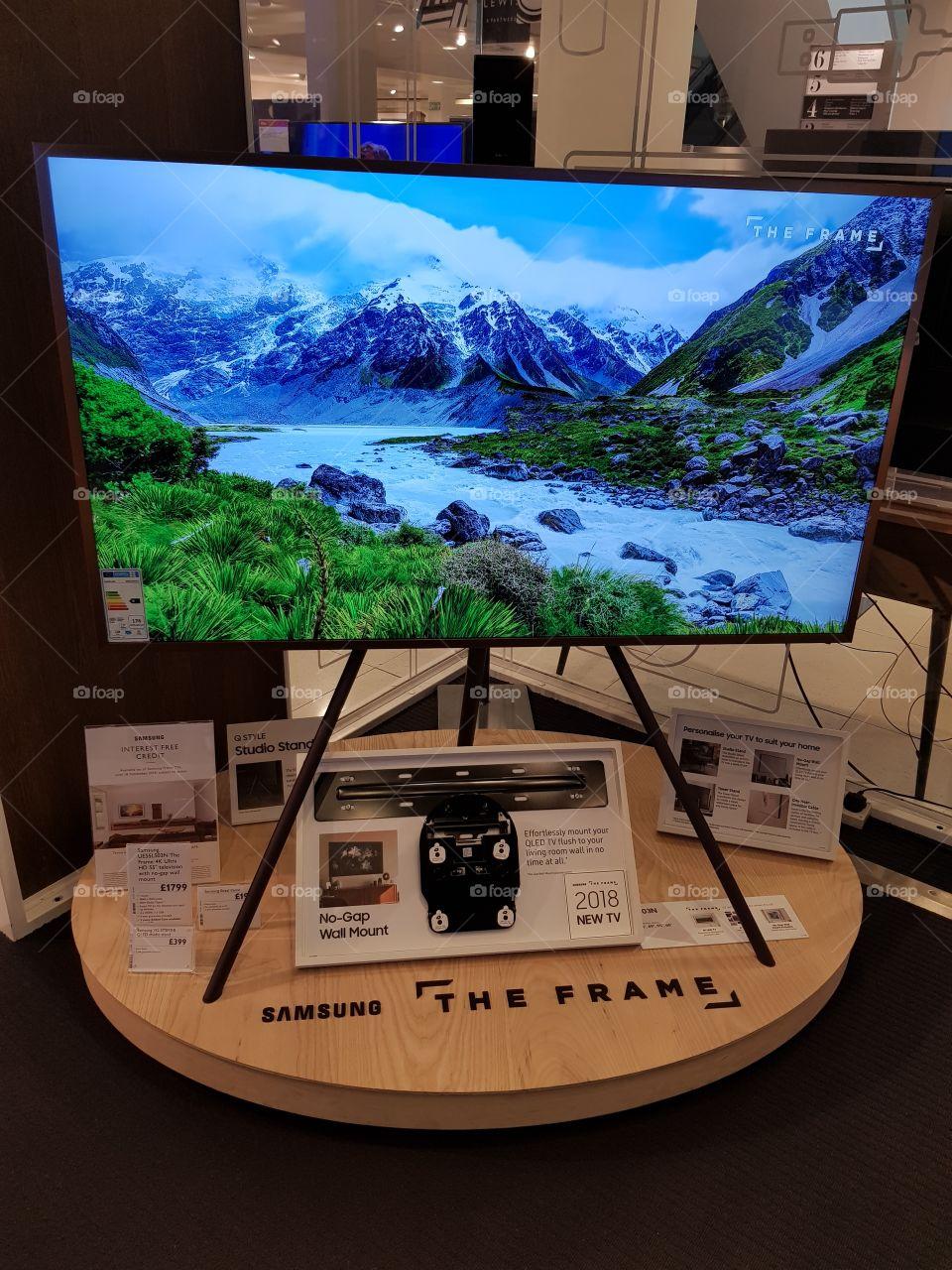 Screen, Computer, Technology, Travel, Landscape