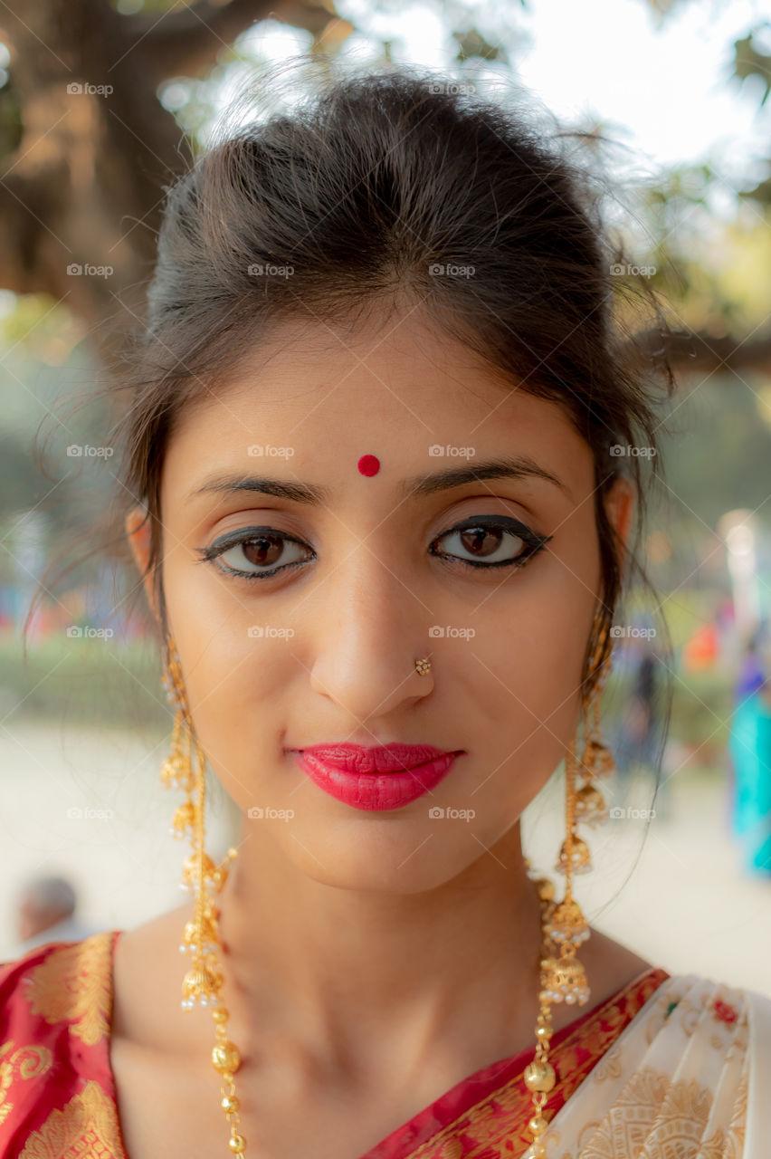 Beautiful Bengali Girl