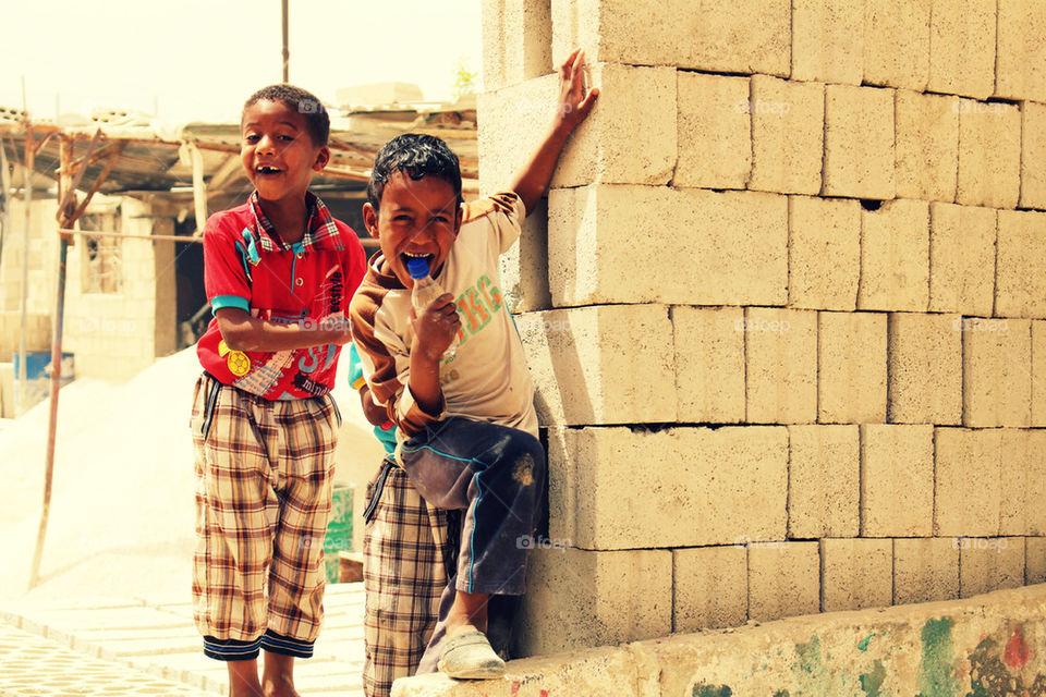 rural children