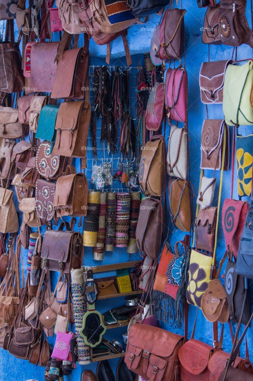Varieties of purse