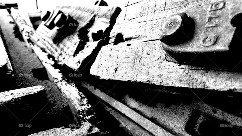 Broken. Found some cool old things in a barn. One of my favorite photos I've taken.