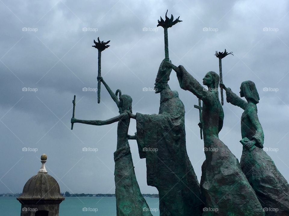 Sculpture, Statue, No Person, Daylight, Travel