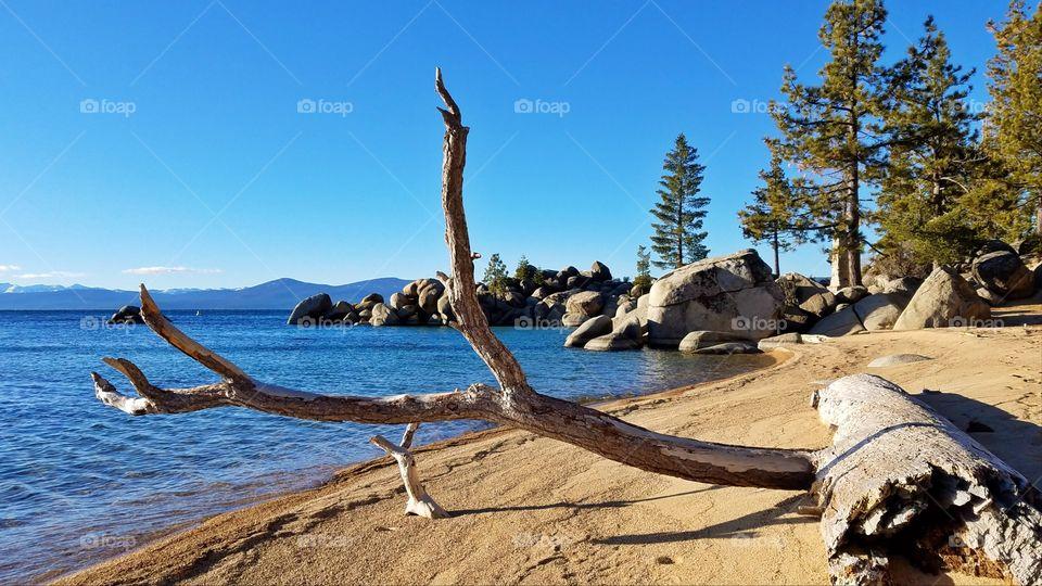Lake Tahoe views