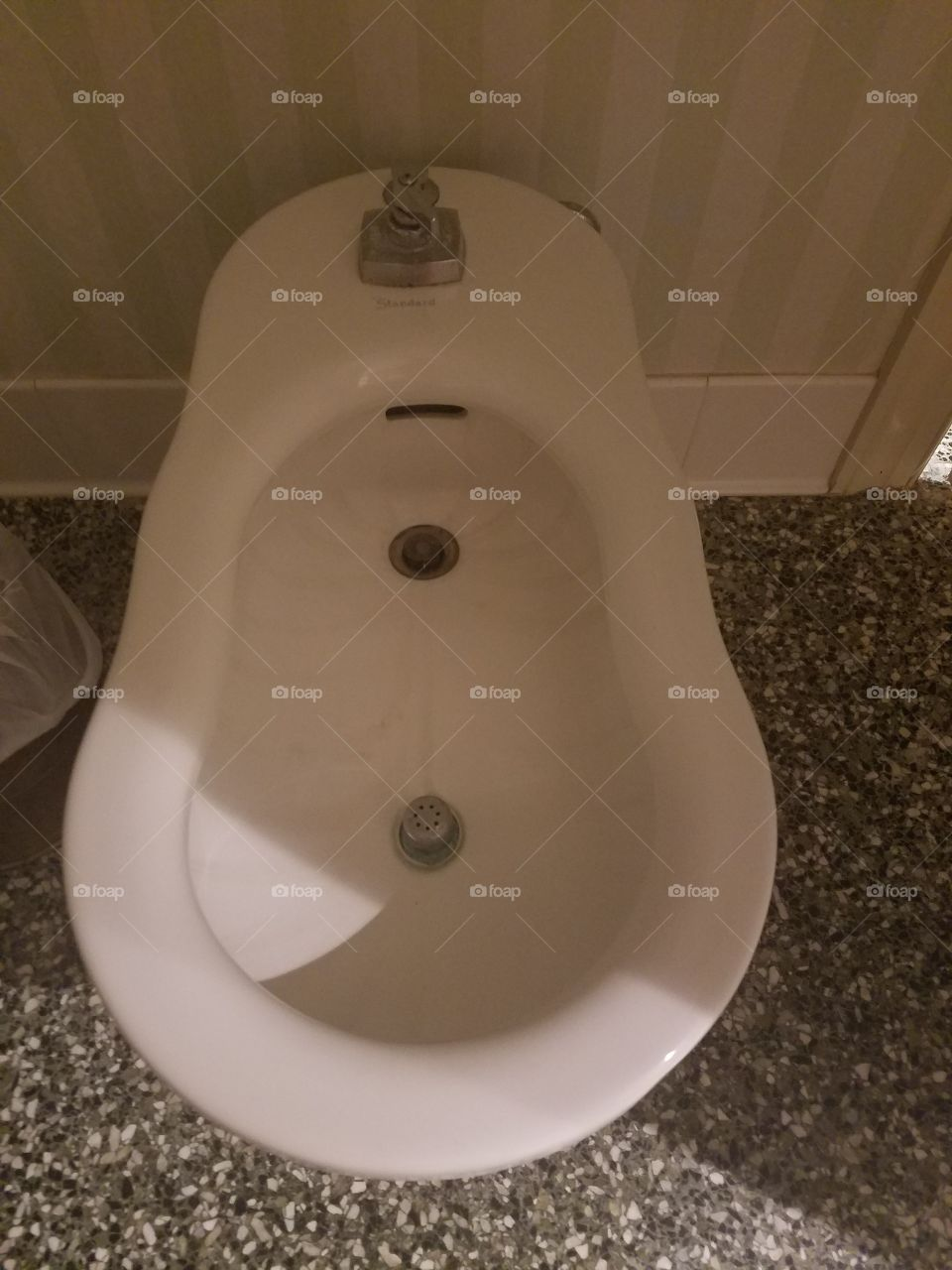 so this is what a bidet looks like