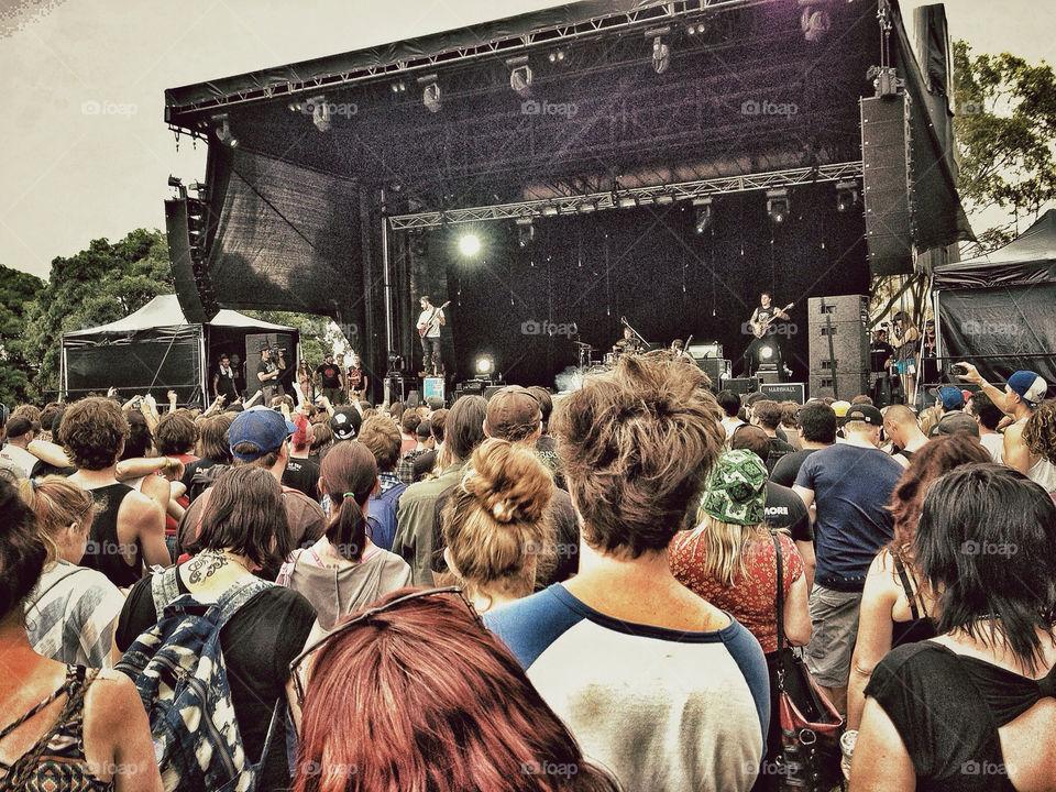 soundwave adelaide outdoor concert live by jeffbrew