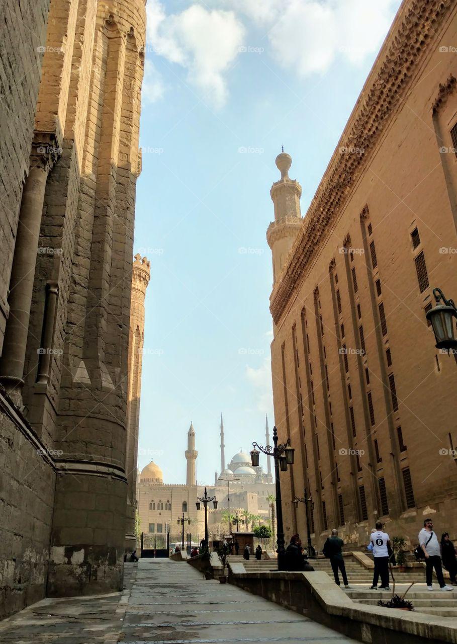 Old Cairo - Egypt
