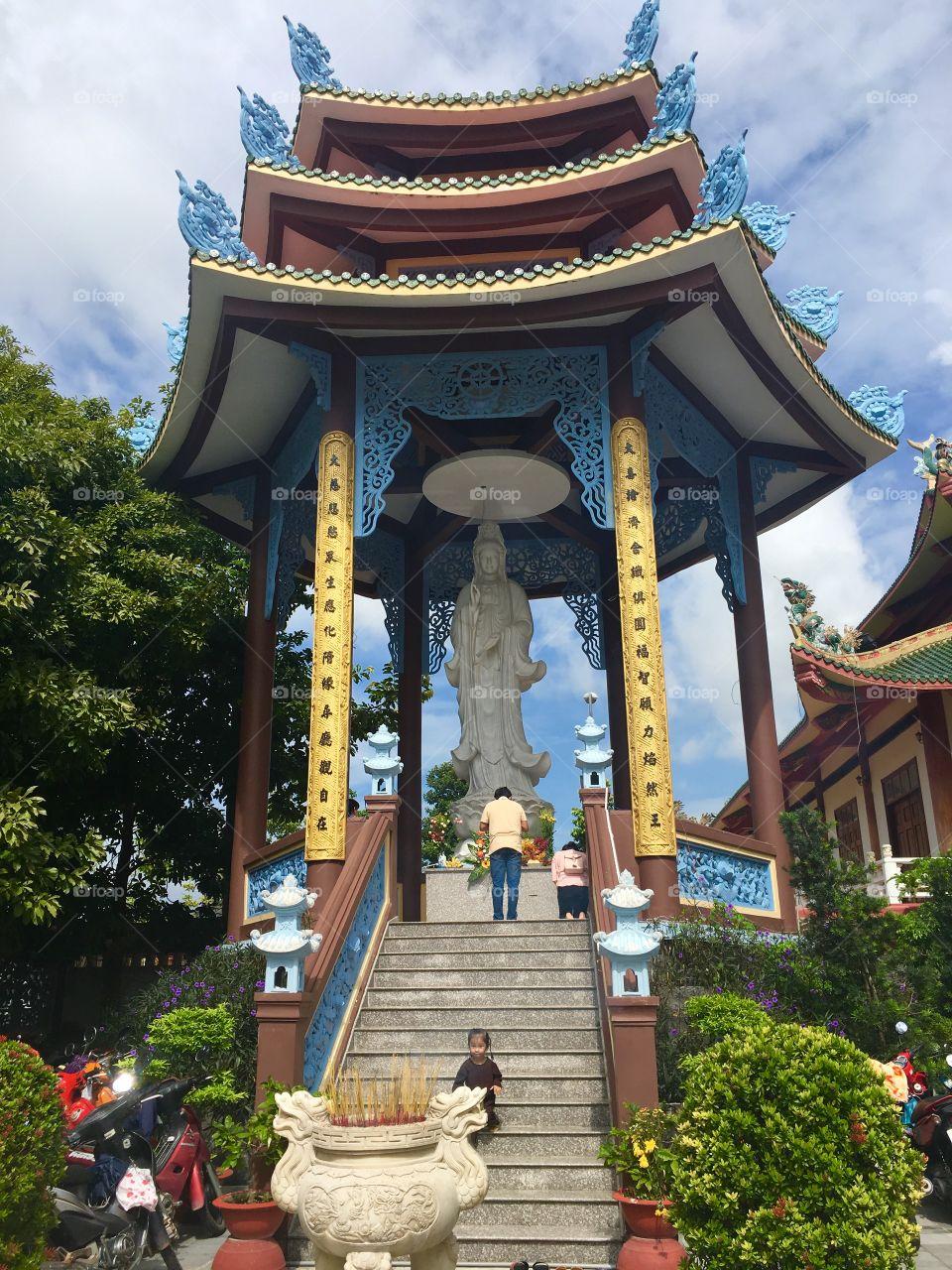 Architecture, Travel, No Person, Temple, Traditional