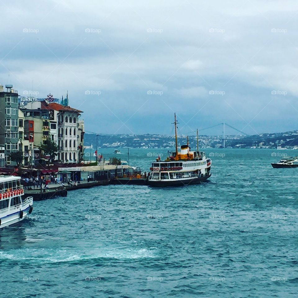 Everyone looks at a city in a different way, everyones sees places differently through their own eyes.  Istanbul to me is love. When I am in this city every part of it makes me fall in love over and over again.