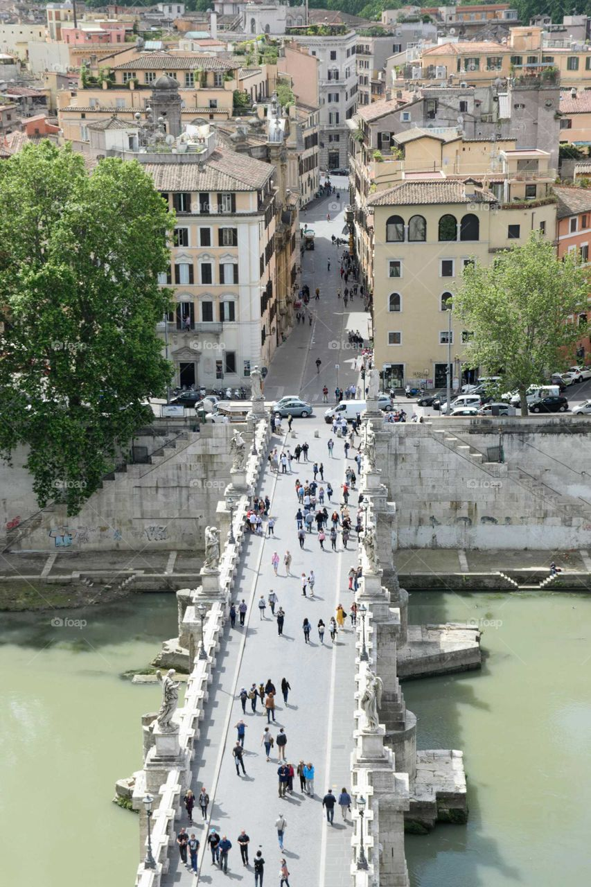 Saint Angelo bridge
