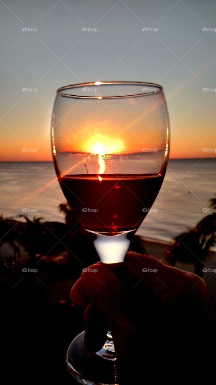 Wine a Glow