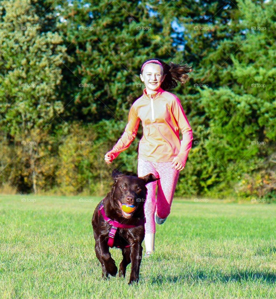 Running and exercising with my dog - New Years resolution