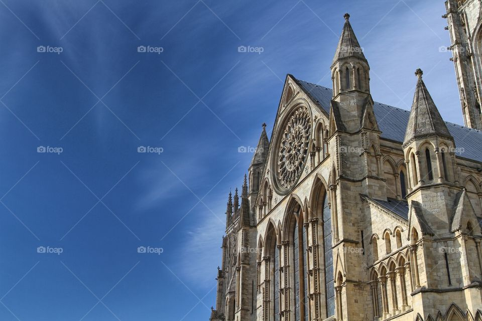 York Minster church, England