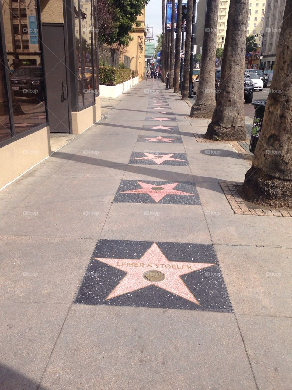 Walk of fame - Los Angeles