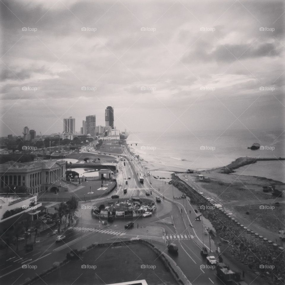 Colombo skyview