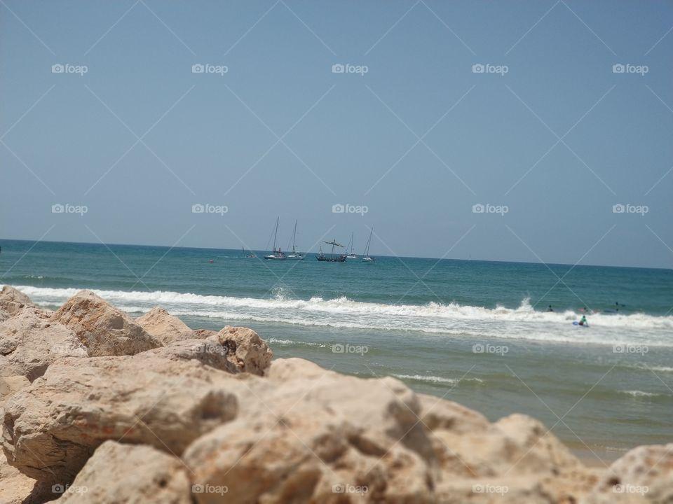sea israel