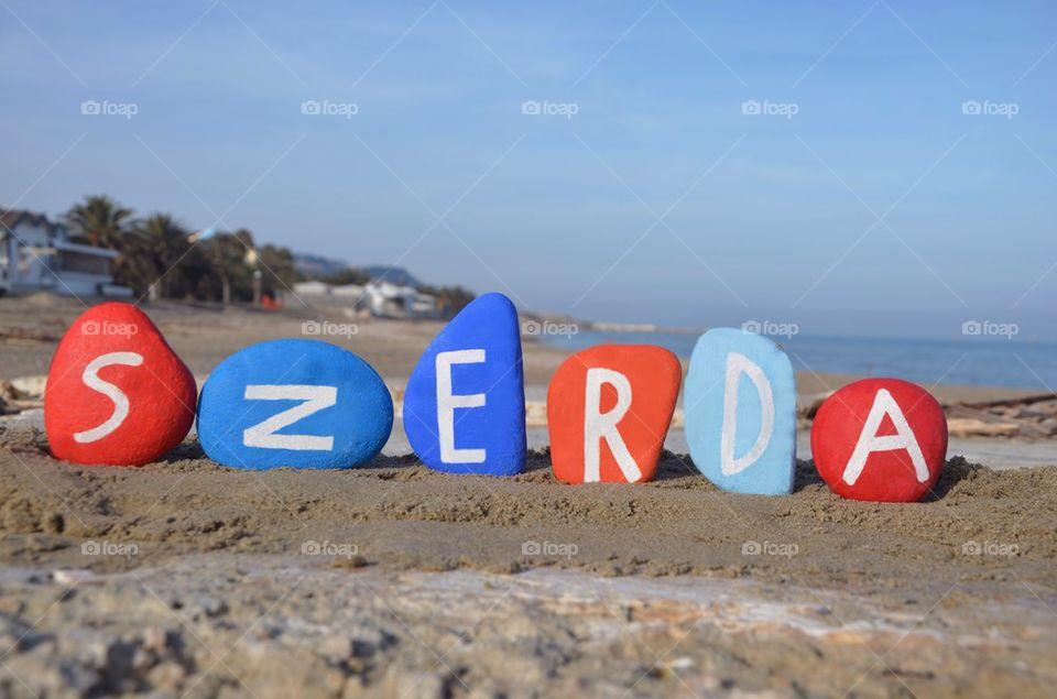 Szerda, third day of the week in hungarian