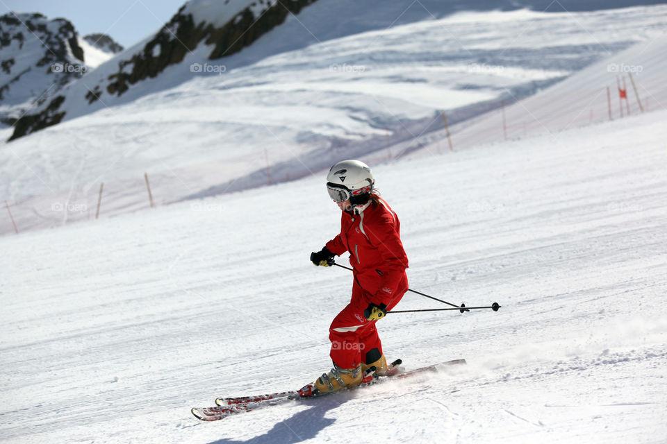 Ski in Maso Corty - Italy