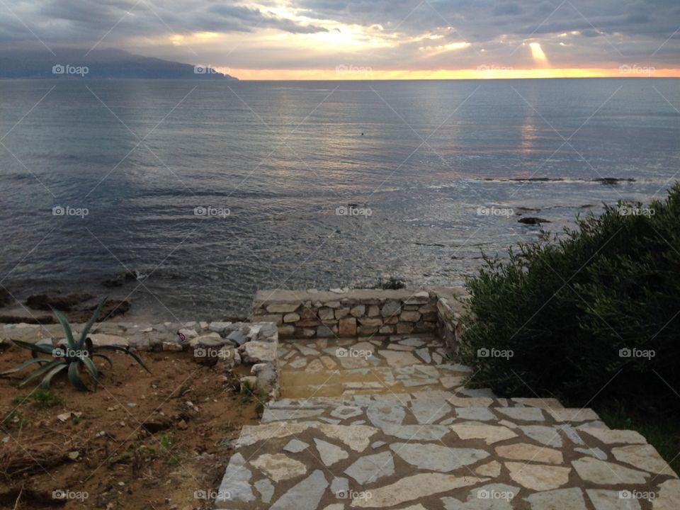 Preveza Greece sea