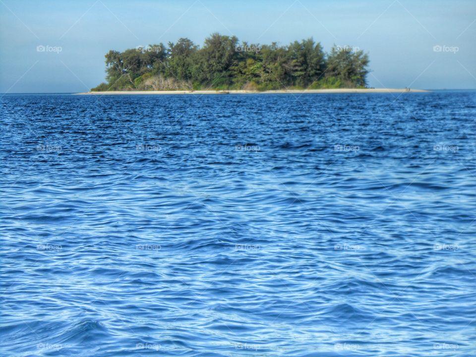 thousand island indonesia
