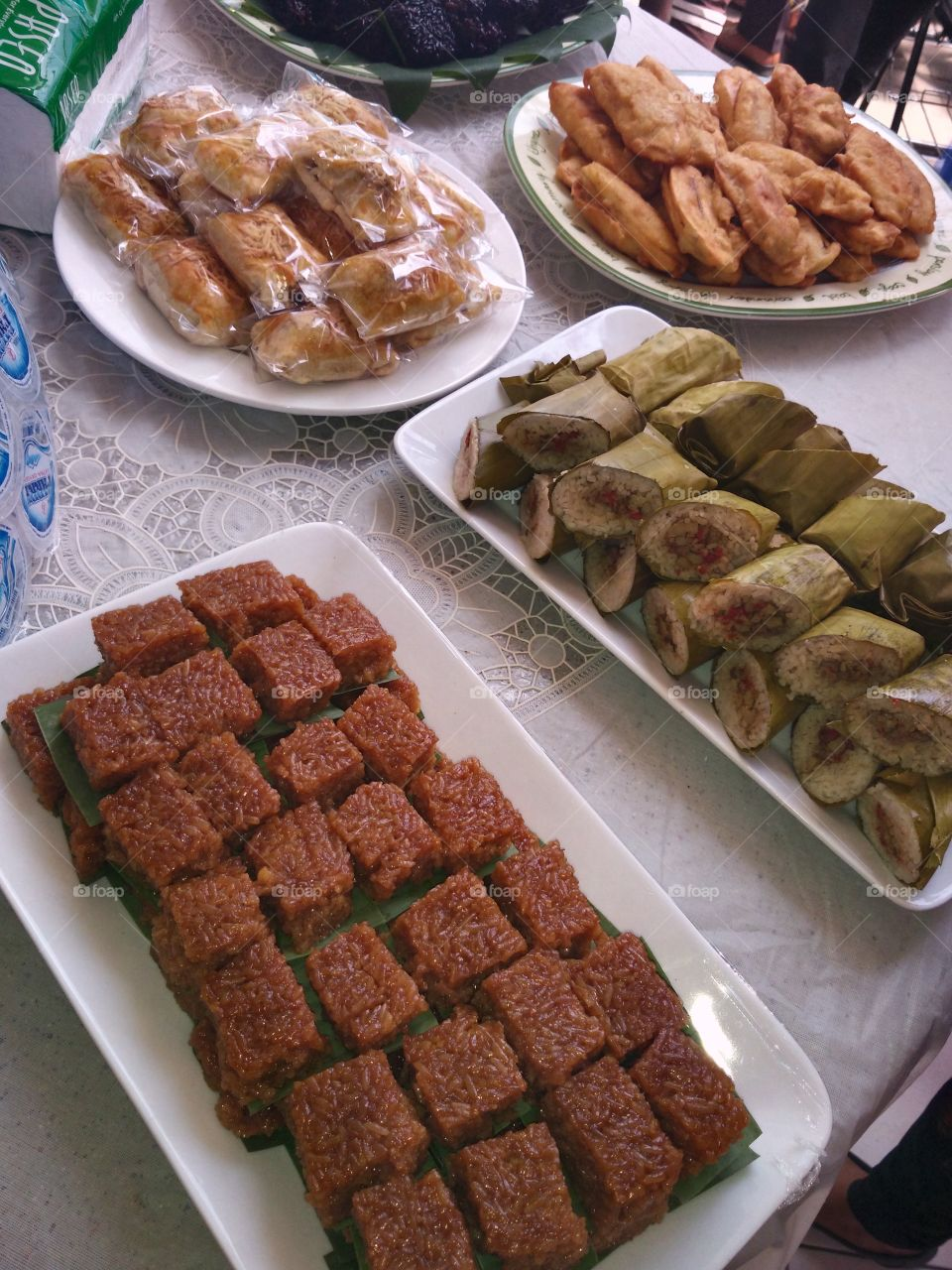 Traditional snack. Wajiq & A