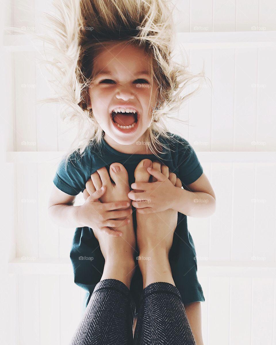 Cute, Child, Girl, Woman, Fun