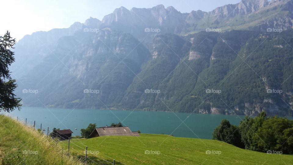 Switzerland , vacation ,lake