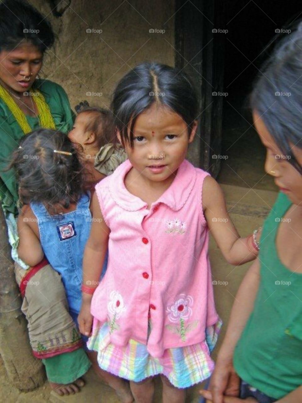 Life and times of Nepal Children