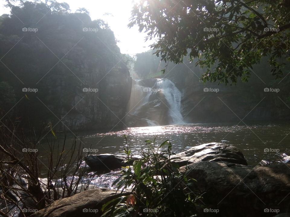 Nature 2017-11-04  035  #আমার_চোখে #আমার_গ্রাম #nature  #devkunda #waterfall