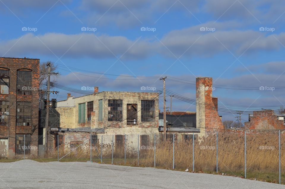 Downtown Detroit, Michigan still has a long way to go in its recovery.
