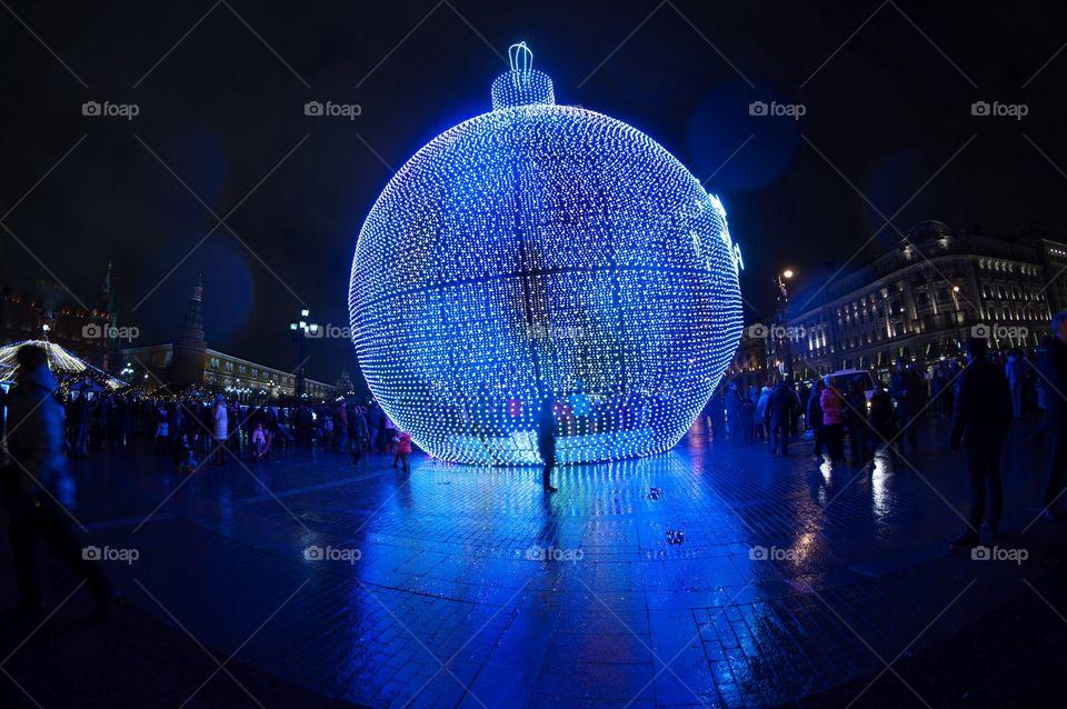 Music, Light, Festival, City, Evening