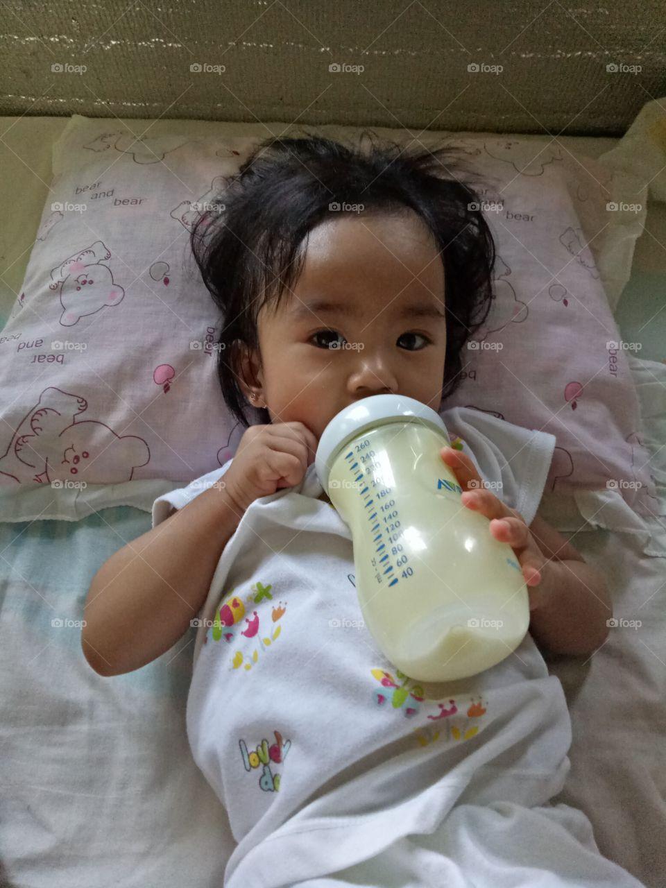 Milk Time !