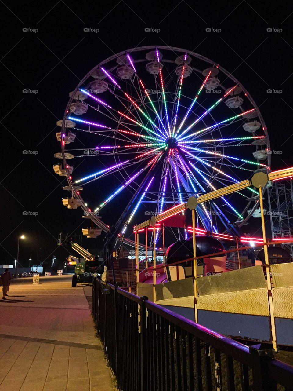 Main Street Pier Amusement