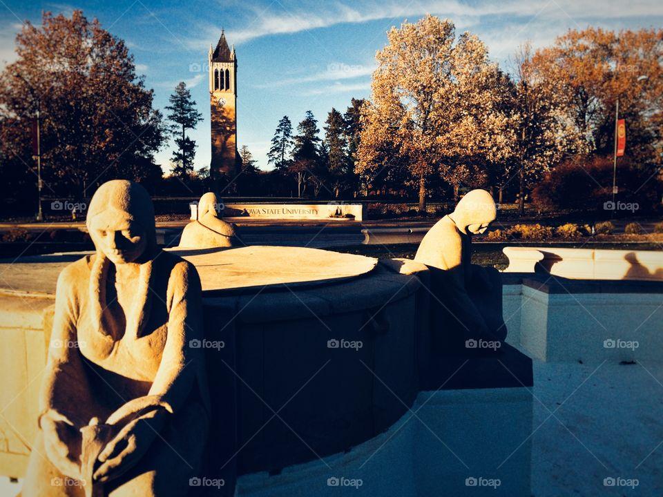 Memorial Union - Iowa State University 📸