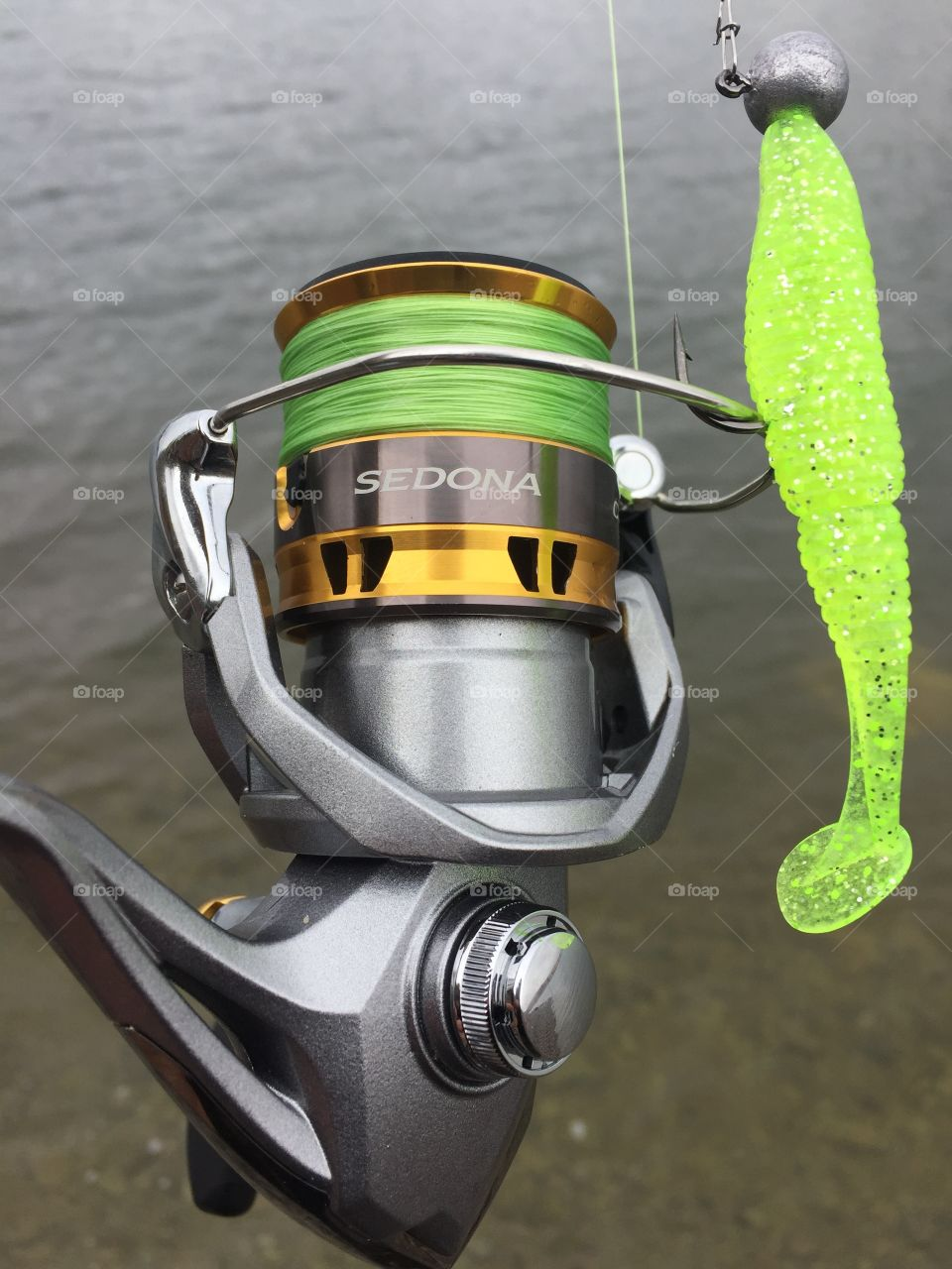 Reel and Bait