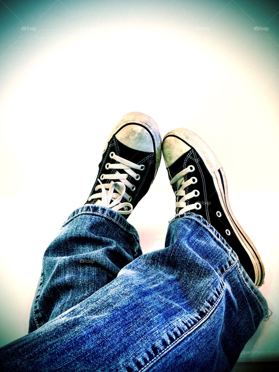 Converse confort. Relaxing