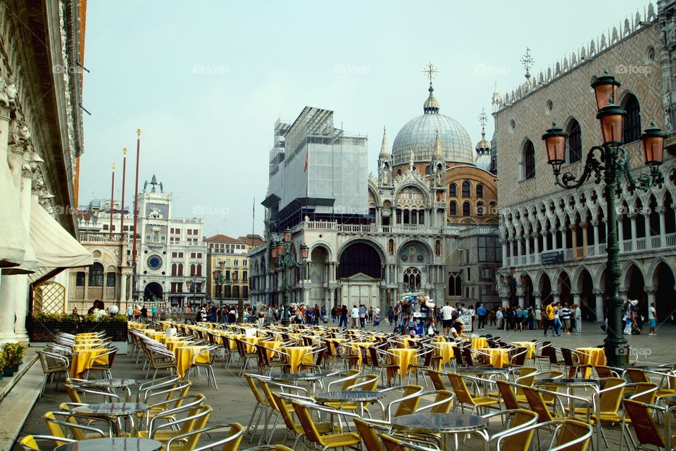 The Center of Venice