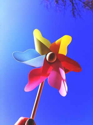 Pinwheel in the Sky