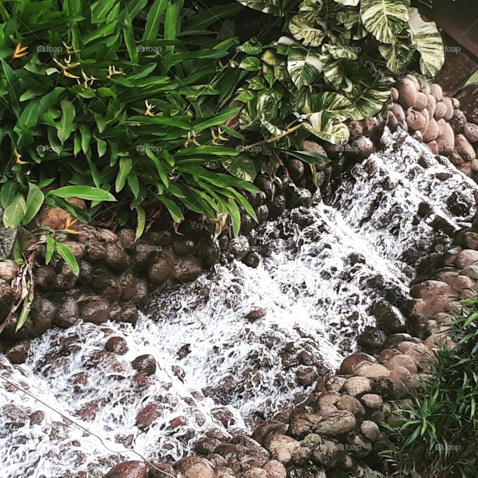 h2o falls
