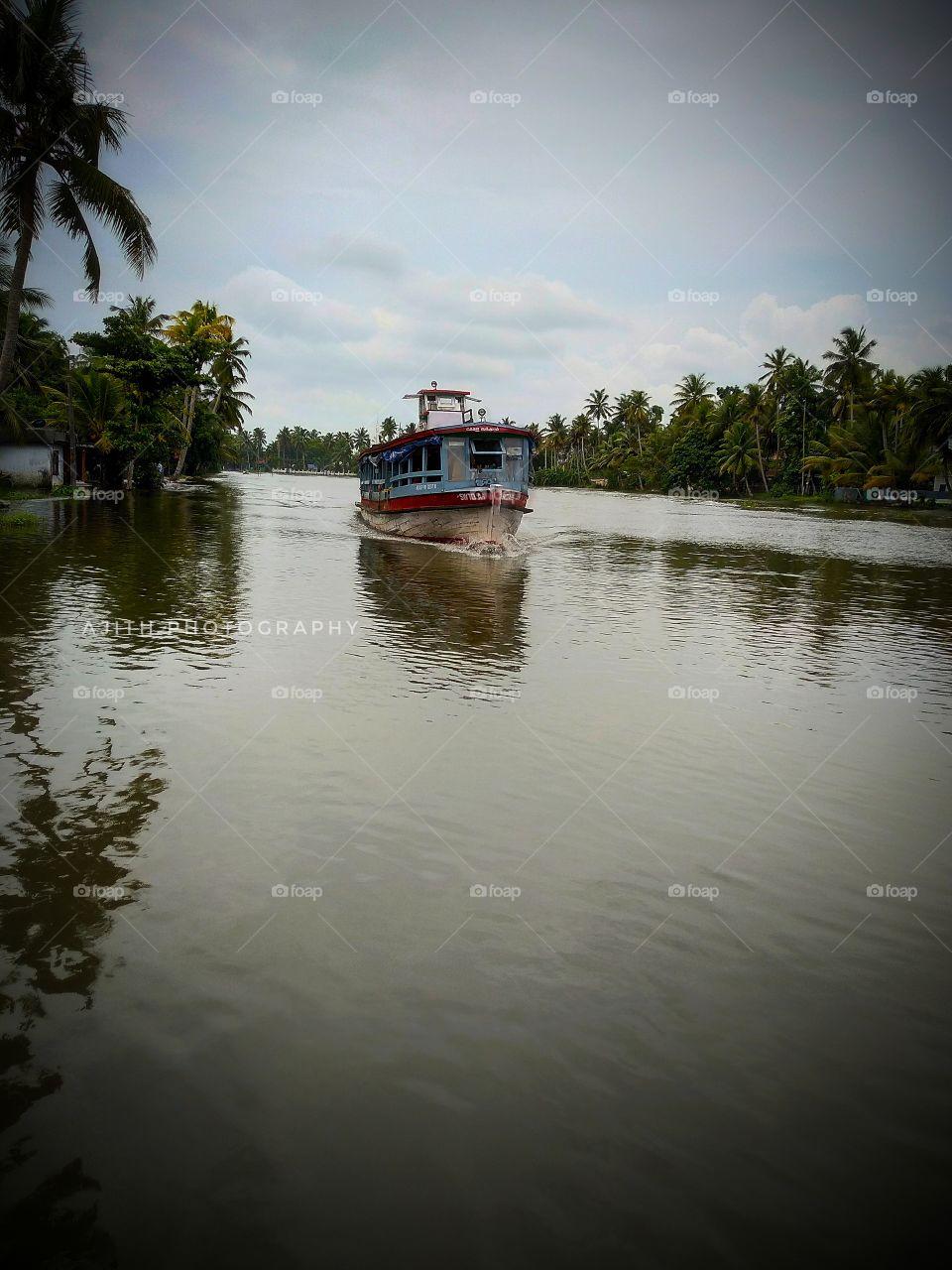 alappuzha govt boat