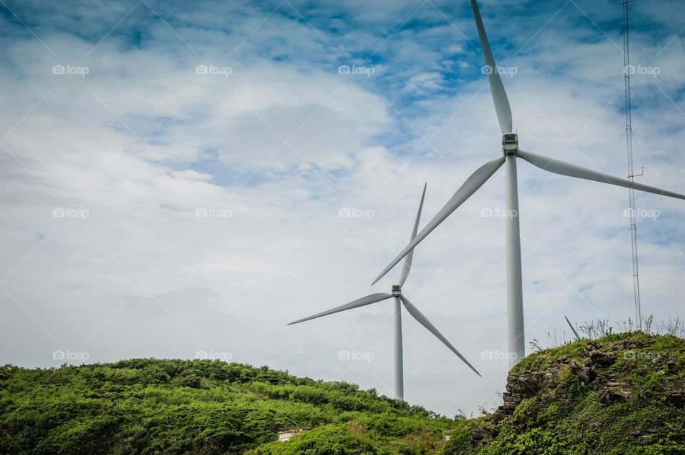 Creating natural energy in the countryside