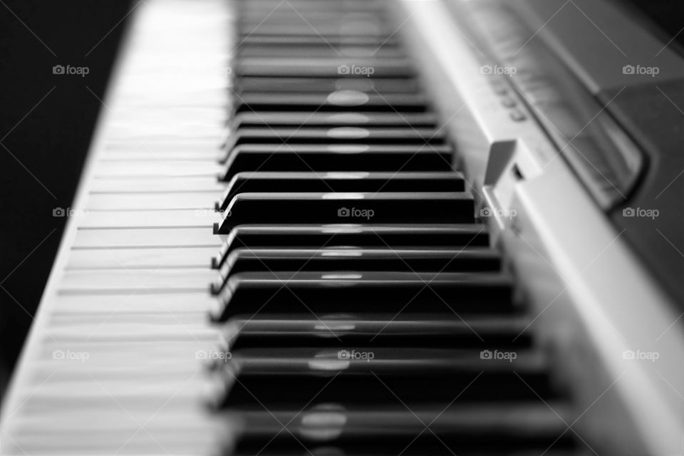 Simplicity in the keys produces sophistication in music.