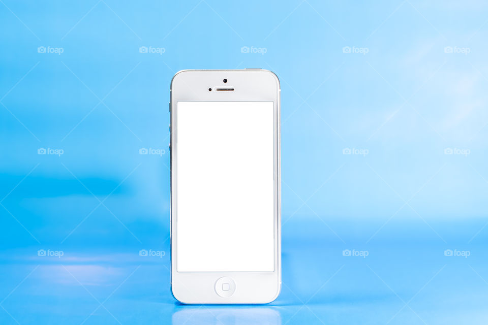 iPhone Blank Screen
