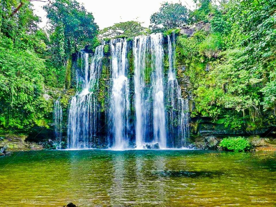 Costa Rican Waterfalls