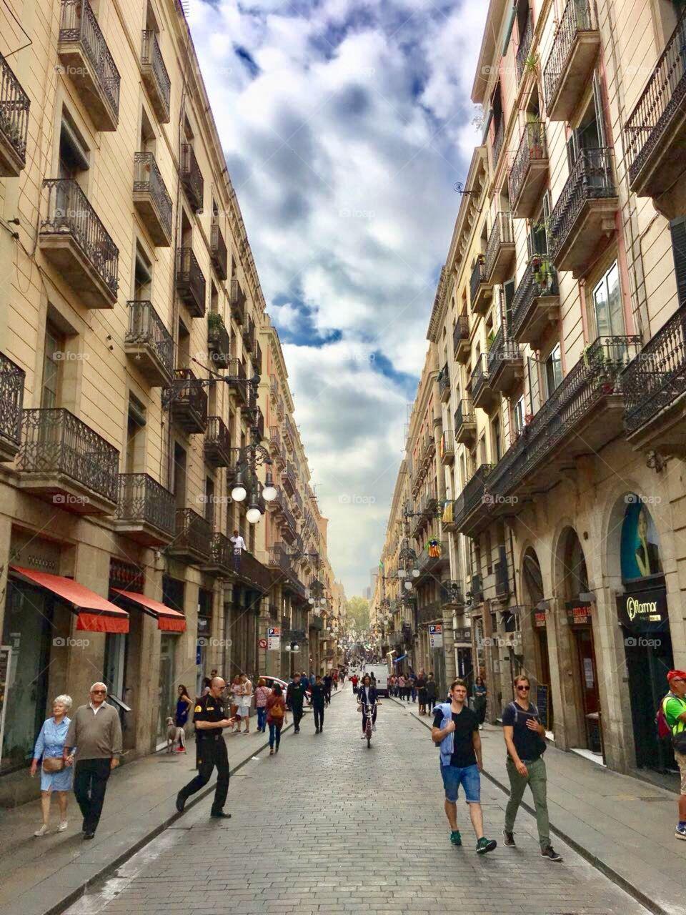 Barcelona citylife