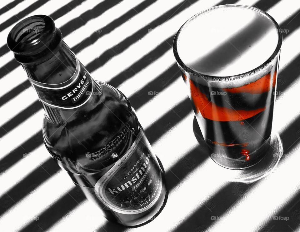 beer cerveza by olijohnson