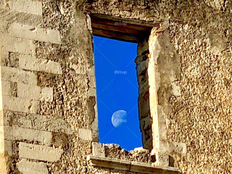 Lunar window