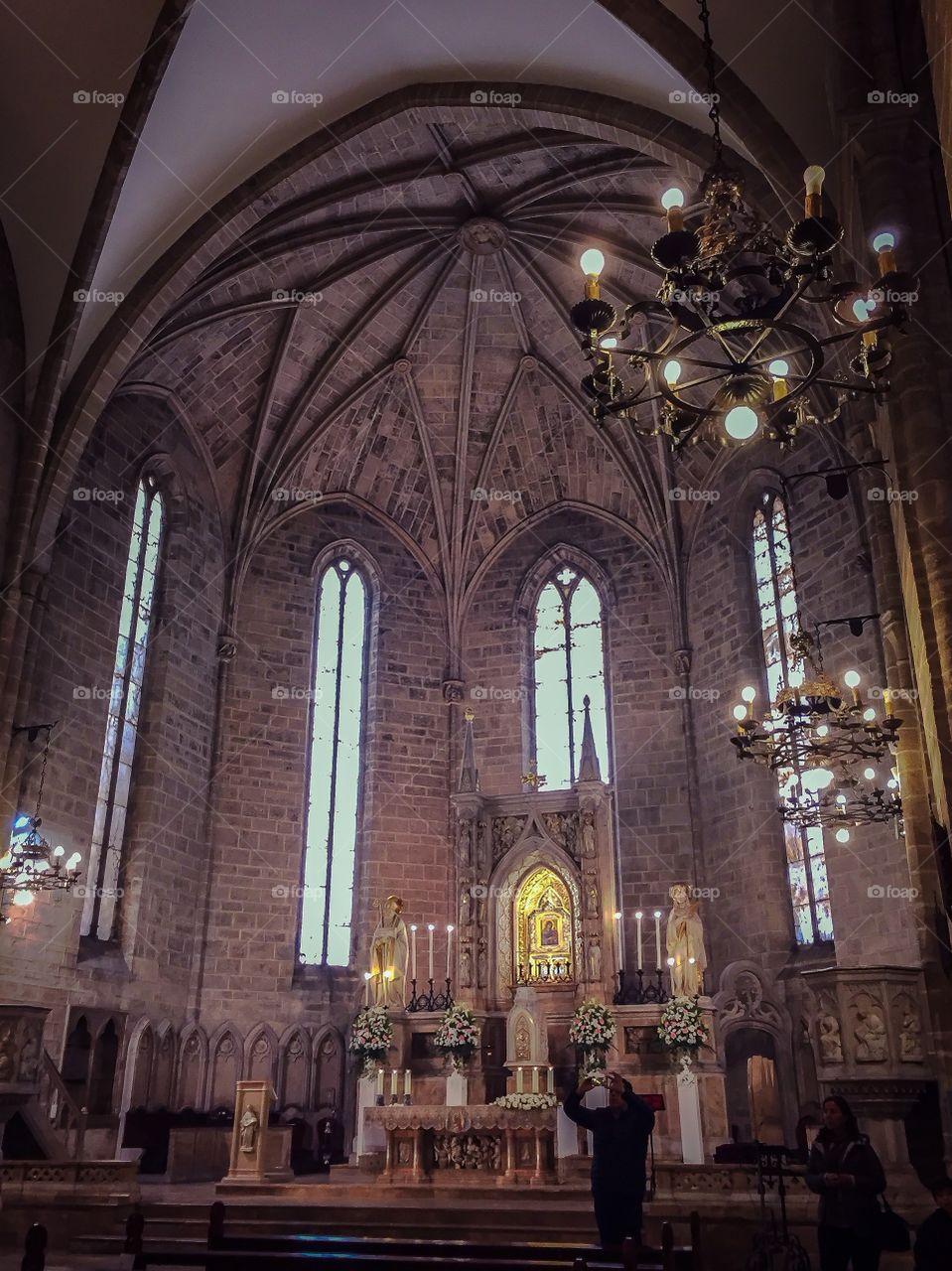 Iglesia de San Agustin (Valencia - Spain