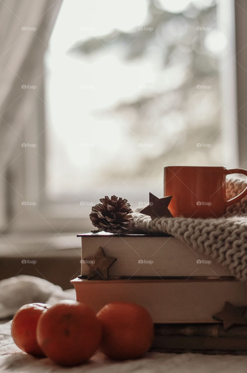 Cozy on cold winter days