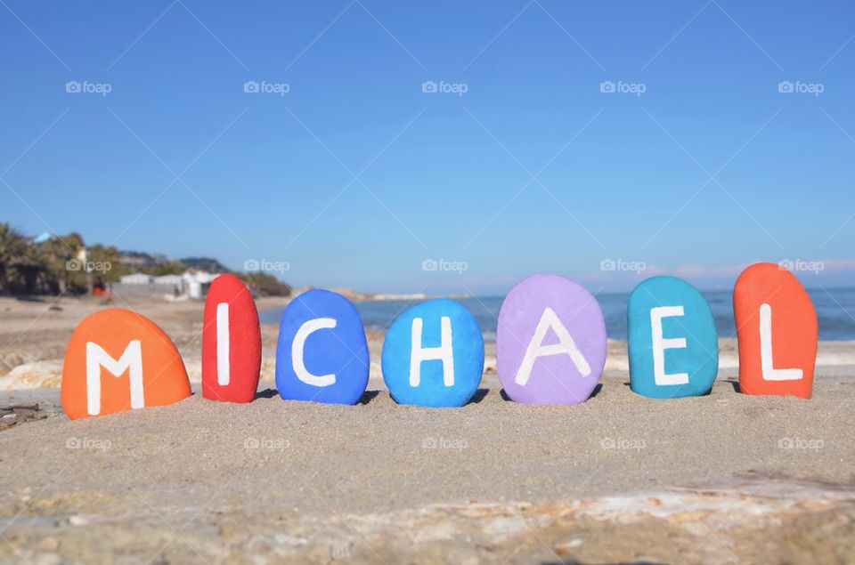 Michael, baby boy name meaning Gift of God