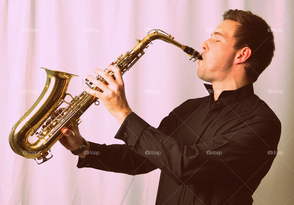 happy man music handsome by ShutterBug_NikonGirl
